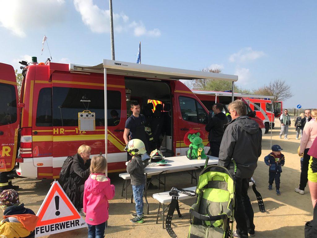 Feuerwehrfest Klaistow